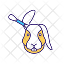 Veterinary Service For Pets Icon