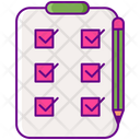 Vetted Professionals Votted Checklist Icon