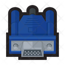 Vga Video Graphics Icon