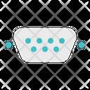 Vga Connector Plug Icon