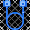 Vga Cable Information Icon