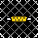 Port Vga Connector Icon