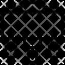 Connector Cord Dvi Icon