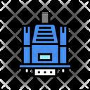 Vga Computer Monitor Icon