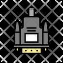 Vga Cable Color Icon