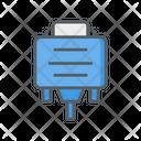 Vga Cable Hardware Computer Icon