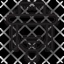 Vga Connector Connector Technology Icon