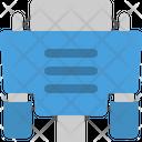 Vga Plug Plug Vga Icon