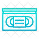 Tape Vhs Video Icon