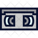 Vhs Tape Icon