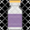 Vial Bottle Flask Icon