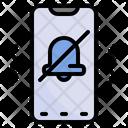 Mobile Sound Off Icon