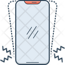 Vibration Technology Smartphone Icon