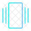 Vibration Phone Mobile Icon