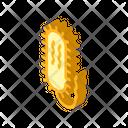 Vibrio Cholerae Isometric Icon