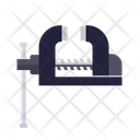 Vice clamp Icon