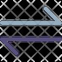 Vice Versa Arrow Icon