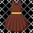Victorian Dress Icon