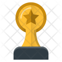 Victory Medal Prize Icon