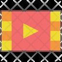 Video Movie Cinema Icon