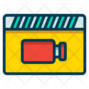 Video Movie Clip Icon