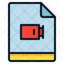 File Video Movie Icon