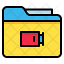 Folder Archive File Icon