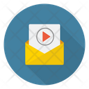 Video Message Play Icon