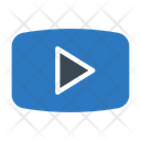 Video Play Media Icon