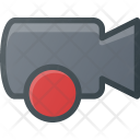 Video Recorder Rec Icon