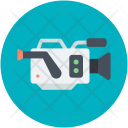 Video Recording Shooting Icon