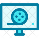 Multimedia Video Film Icon