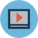 Video Player Youtube Icon