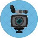 Video Recorder Shotting Icon