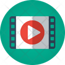 Video Rell Cinema Icon