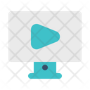 Video Ads Marketing Icon