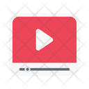 Video Ad Player Icon