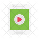 Mobile Video Play Icon