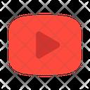 Stream Player Multimedia Icon