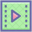 Video Film Multimedia Icon