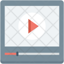Video Youtube Player Icon