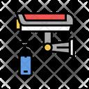Video Camera Security Icon