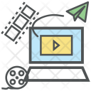 Video Marketing Multimedia Icon
