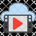Video Movie Media Icon