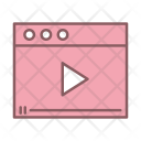 Video Film Page Icon