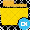 Video Clip Audio Icon