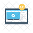 Video Marketing Blog Icon