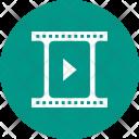 Video Player Cinema Icon
