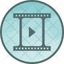 Video Player Cinema Icon
