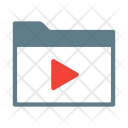 Video Mp Movie Icon
